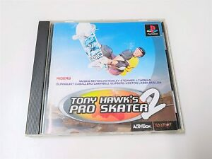 [PS1][USED]TONY HAWK'S PRO SKATER 2 from Japan/Re