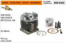 CILINDRO E PISTONE MOTOSEGA EMAK OLEO MAC 935 EFCO 134 135 DYNAMAC Ø 38 mm