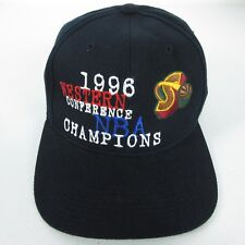 Seattle Supersonics Sports Specialties 1996 NBA Western Champs Snapback Hat Cap