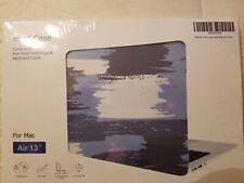 """Dwon Hard Case For Mac Book Air 13"""" Ocean Blue"""