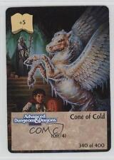 1994 Spellfire: Master the Magic First Edition Base #340 Cone of Cold Card 0b5
