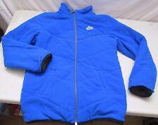 Boys NIKE Reversible Blue & Gray Jacket Size XL Winter Coat