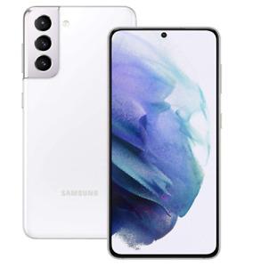 """SAMSUNG GALAXY S21 5G 256GB ROM 8GB RAM PHANTOM WHITE DUAL SIM DISPLAY 6.2"""""""