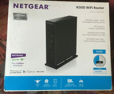 Netgear WiFi Router / Cable Modem - N300 300 Mbps