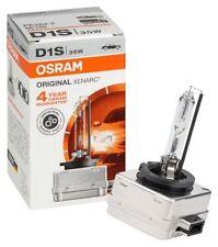 RICAMBIO 1 LAMPADINA FARI XENON OEM OSRAM D1S 35W 85V PRIMO IMPIANTO 4300K