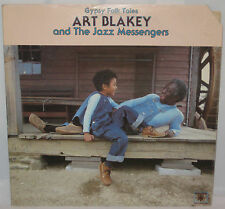 Art Blakey and The Jazz Messengers-Gypsy Folk Tales-Roulette SR 5008-Promo VG++
