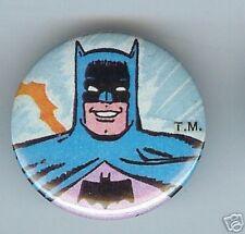BATMAN classic comic book art pin pinback button