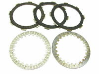 1982 HONDA 82 XL80 XL 80 XL80S - ENGINE CLUTCH PLATES