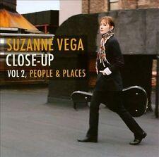 Suzanne Vega, Close-Up 2: People & Places, Excellent
