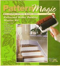 Wagner Pattern Magic Custom Border and Faux Wallpaper Effects Painting Roller