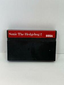 Sonic The Hedgehog 2 (Sega Master, 1992)