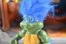 Turtle Troll Leo TMNT Playmates Teenage Mutant Ninja Turtles Figure w/ Weapons