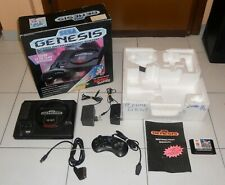 CONSOLE SEGA GENESIS Model 1 - 16 bit in BOX OTTIMO Mega Drive USA NTSC PAL