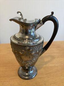Antique Silver Plated Claret Jug