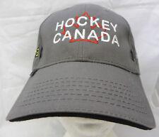 Hockey Canada Life is On baseball cap hat adjustable v