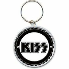 Kiss Standard Keychain / Schlüsselanhänger Buzzsaw