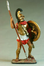 Tin toy soldiers painted 54mm    Athenian hoplite, 4 century BC