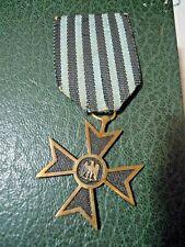 ROMANIAN MILITARY MEDAL ORDER , CROSS 1941-1945 - ROMANIA CROCE MILITARE