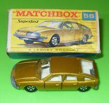 Matchbox Superfast / 56 BMC 1800 Pininfarina / Boxed
