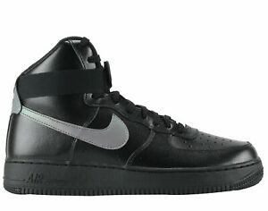 Nike Air Force 1 High '07 LV8 Black/Multi Color Men's Basketball Shoe Size 11.5