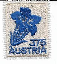 Österreich ANK 2801 ** Enzian Stoffmarke 2008 - 3,75 Euro Postfrisch