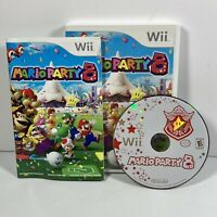 Mario Party 8 Game Complete! Nintendo Wii Tested