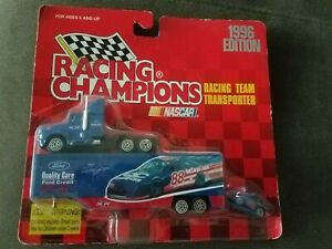 1996 Edition Racing Champions Racing Team Transporter, Ford