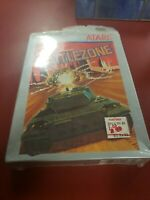 Battlezone (Atari 2600, 1983) box no manual or inserts. See photos