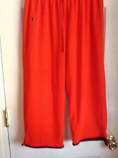 Under Armour crop Lounge/Sleep  pants Yoga Athletic Comfy Light Weight GUC Sz S