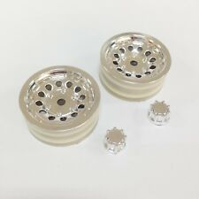 Thunder Tiger TOYOTA HILUX Parts Scale Wheel Set PD90597S1