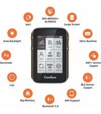 CooSpo BC200 GPS Wireless Bike Bicycle Cycle Speedometer Odometer Sync Sensor