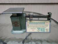 Vintage Postal Scale - Triner Model AA-1