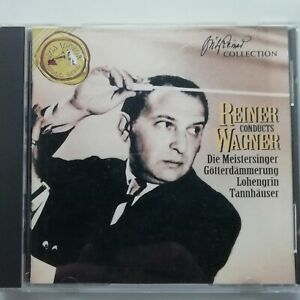 Reiner conducts Wagner / RCA Victor CD 09026-61792-2
