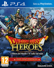 Dragon Quest Heroes D1 Day One Edition PS4 Playstation 4 IT IMPORT SQUARE ENIX