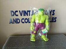 "1991""Presents"" DC COMICS ""The Hulk"" Super hero Hamilton Gifts RARE Lou Ferrigno"
