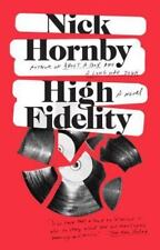 High Fidelity by Nick Hornby paperback book Free Shipping cusack music film