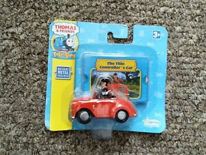 Thomas And Friends Take Along & Play The Thin Controller's Car New sealed Boxed