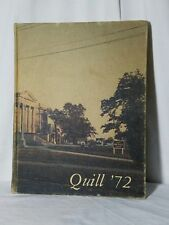 1972 EAST HIGH SCHOOL Yearbook/Annual Des Moines Iowa