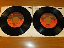 LOT OF 5 60's ROCK 45 RPMs - NANCY SINATRA - REPRISE LABEL