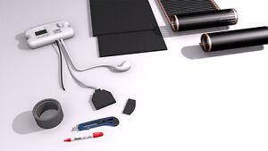 ProSmart Plug & Play Heizsystem, Heizfolie 60W/m