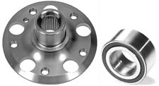 1 FRONT WHEEL HUB & 1 BEARING FOR MERCEDES C230 C300 AWD 4MATIC FAST FREE SHIP