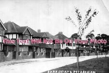 SP 303 - Park Estate, Petersham, London - 6x4 Photo