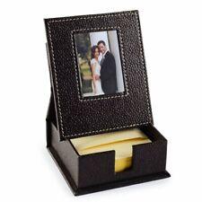 Handcrafted Eco-Friendly Paper Slip Holder With Frame Memo Holder