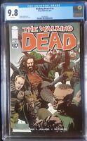 Walking Dead (2003 Image) #114  CGC 9.8