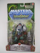 Masters OF THE UNIVERSE-MOTU-Man-at - Arms-Snakemen-b4080 (849)