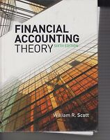 Financial Accounting Theory 6th Ed SEE PICTURES & DESCRIPTION (E1-17)