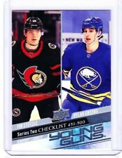 2020-21 Upper Deck Young Guns U-Pick UD 2020/21 Series 1 & 2 & EXTENDED YG's