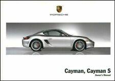 Manuali e istruzioni Cayman per auto Porsche