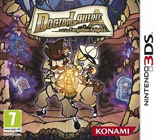 Doctor Lautrec And The Forgotten Knights Game Nintendo 3DS XL PAL Brand New