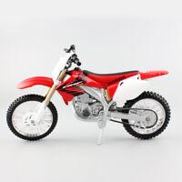 Maisto 1:12 scale Honda CRF450R diecast bike dirt Motocross model motorcycle toy